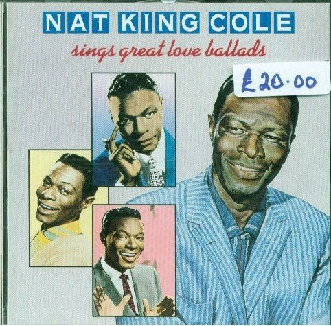 Love letters - nat king cole