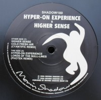 "Hyper On Experience / Higher Sense - Lords Of The Null Lines / Cold Fresh Air (Remixes) - Виниловые пластинки, Интернет-Магазин ""Ультра"", Екатеринбург"