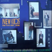 "New Kids On The Block - Let's Try It Again / Didn't I (Blow Your Mind) - Виниловые пластинки, Интернет-Магазин ""Ультра"", Екатеринбург"