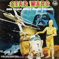"Geoff Love And His Orchestra - Star Wars And Other Space Movie Themes - Виниловые пластинки, Интернет-Магазин ""Ультра"", Екатеринбург"