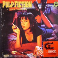 "V/A - Pulp Fiction: Music From The Motion Picture - Виниловые пластинки, Интернет-Магазин ""Ультра"", Екатеринбург"